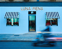 ESTRATEGIA DE REDES SOCIALES - LUNA PIENA