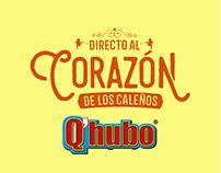 Directo al corazón de los Caleños - Q'HUBO