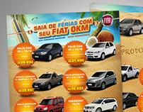 Folheto de Férias Fiat Forza