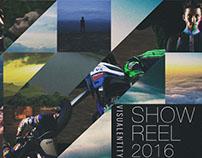 Visual Entity Showreel 2016
