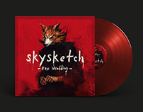 Skysketch // // Cover Design & illustrations