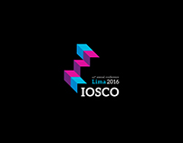 IOSCO 2016 - Identidad visual