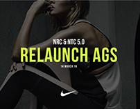 NIKE NRC & NTC - Concepting