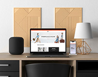 Création site ecommerce - Vêtements et accessoires