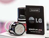 LG Mobile Spectrum Training Tour