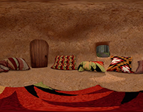 VR Mud Houses PSA