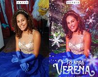 Verena - 15 Anos - Manipulation