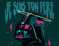 Je suis ton père / I am your Father - Vader priest