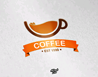 Coffee Logo Folio
