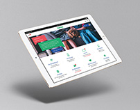 TalkTalk - Responsive Website