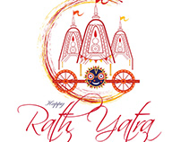 Rath yatra vector download