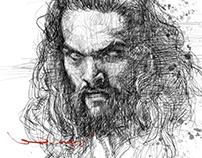 Aquaman sketch