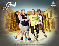 Glam Zumba (Social Media) Unapproved