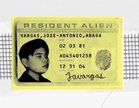 Event Poster: Jose Antonio Vargas