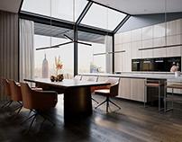 CGI: Manhattan Apartment