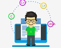 WebSite : Remarkin UI Concept