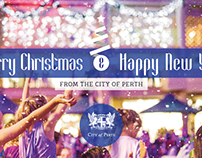 Digital Corporate Christmas Card