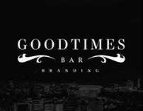 GOODTIMES BAR Branding
