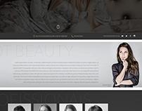 Layout Site Dot Beauty