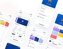 Edtech Mobile App Product design