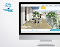COHABITAT LAMBRATE - Website