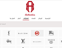 Authentics WEB Design