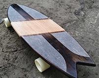 skate old school handmade