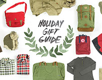 Fjällräven Holiday Gift Guide