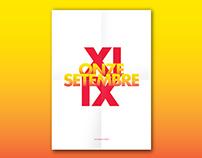 Onze Setembre (XI.IX)