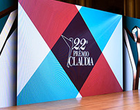 Prêmio Claudia - ID Pack