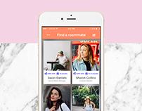 Roomie / Mobile App