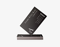 Business Card - Anghel Hairstylist