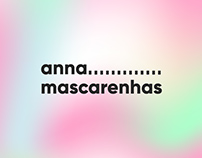 Anna Mascarenhas Visual Identity