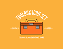 Toolbox Free Icon set
