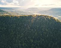 Aerial Photography of Arkansas