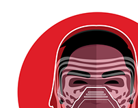 Star Wars: The Force Awakens avatar sketches