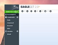 Eagleget Redesign (Concept)