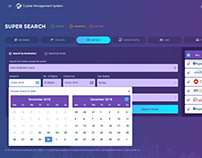 Super Search UI For Inhouse team