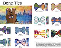 Bone Ties Branding Concept
