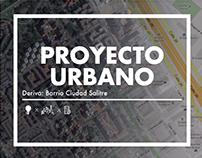 Proyecto Urbano - Deriva Ciudad Salitre