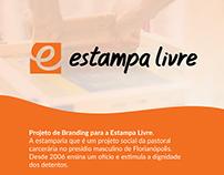 Estampa Livre - Branding