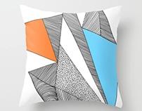 A B S T R A CT / Skandinavien Textildesign