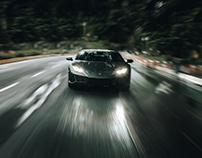 Lamborghini Huracan EVO | By Sourav Mishra.
