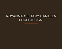 Branding & Identity - Royanna Military Canteen