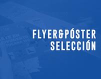 Flyer&Póster selección