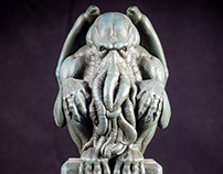 Cthulhu : The Ancient One Tribute Box