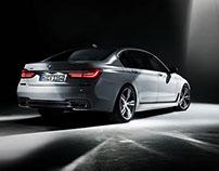 BMW Magazine Special -  BMW 750i M Sport