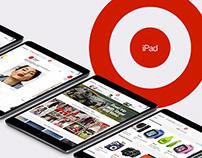 Target iPad App Design