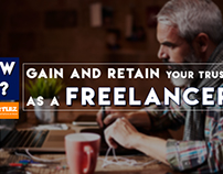 How to Gain and Retain Your Trust as A Freelancer