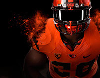 Oregon State Retouch project